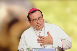 Confirman que perro que atacó al arzobispo iba directo al rostro