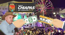 ¡Fraude en la Feria Chiapas! Bloquean para reventa boletos VIP del palenque